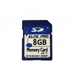 Carte SD 8 Gigas