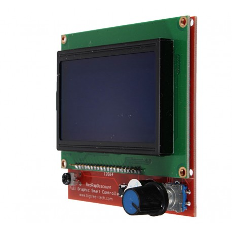 Grand Ecran Full LCD 128x64 Pixels