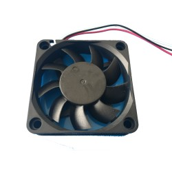 Ventilateur courant continu 12V 60 X 60 X 15MM 60x60 mm Nantes Pas cher Volts Reprap France Paris fan